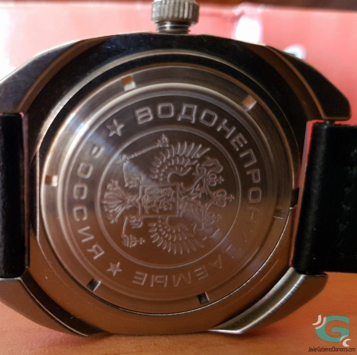 Vostok Komandirskie 861033