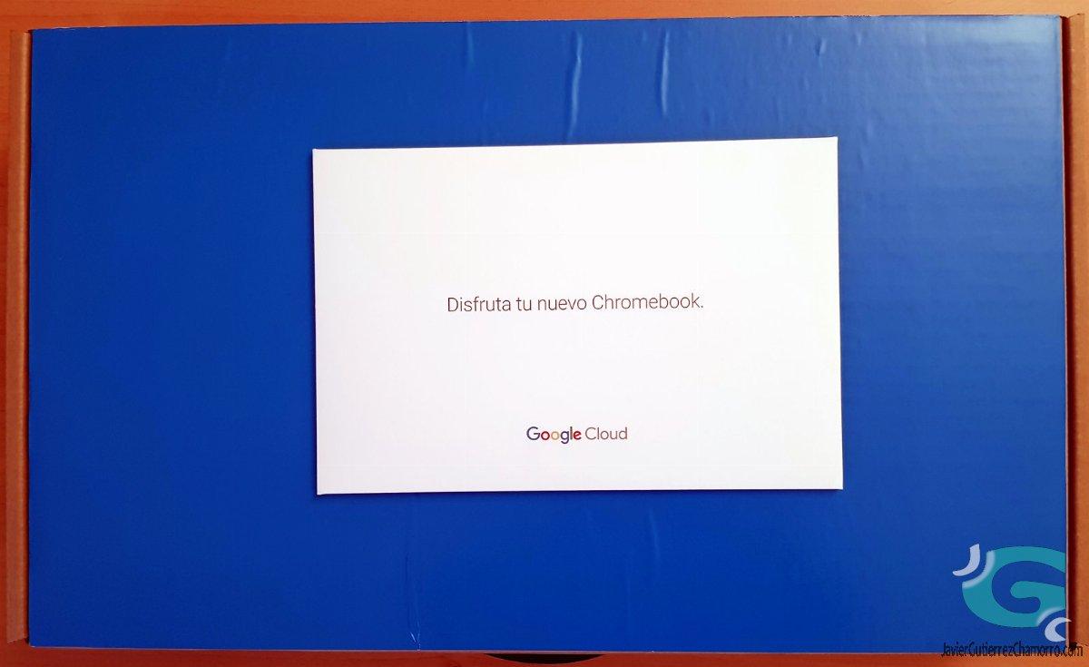 Google Cloud regala un Chromebook