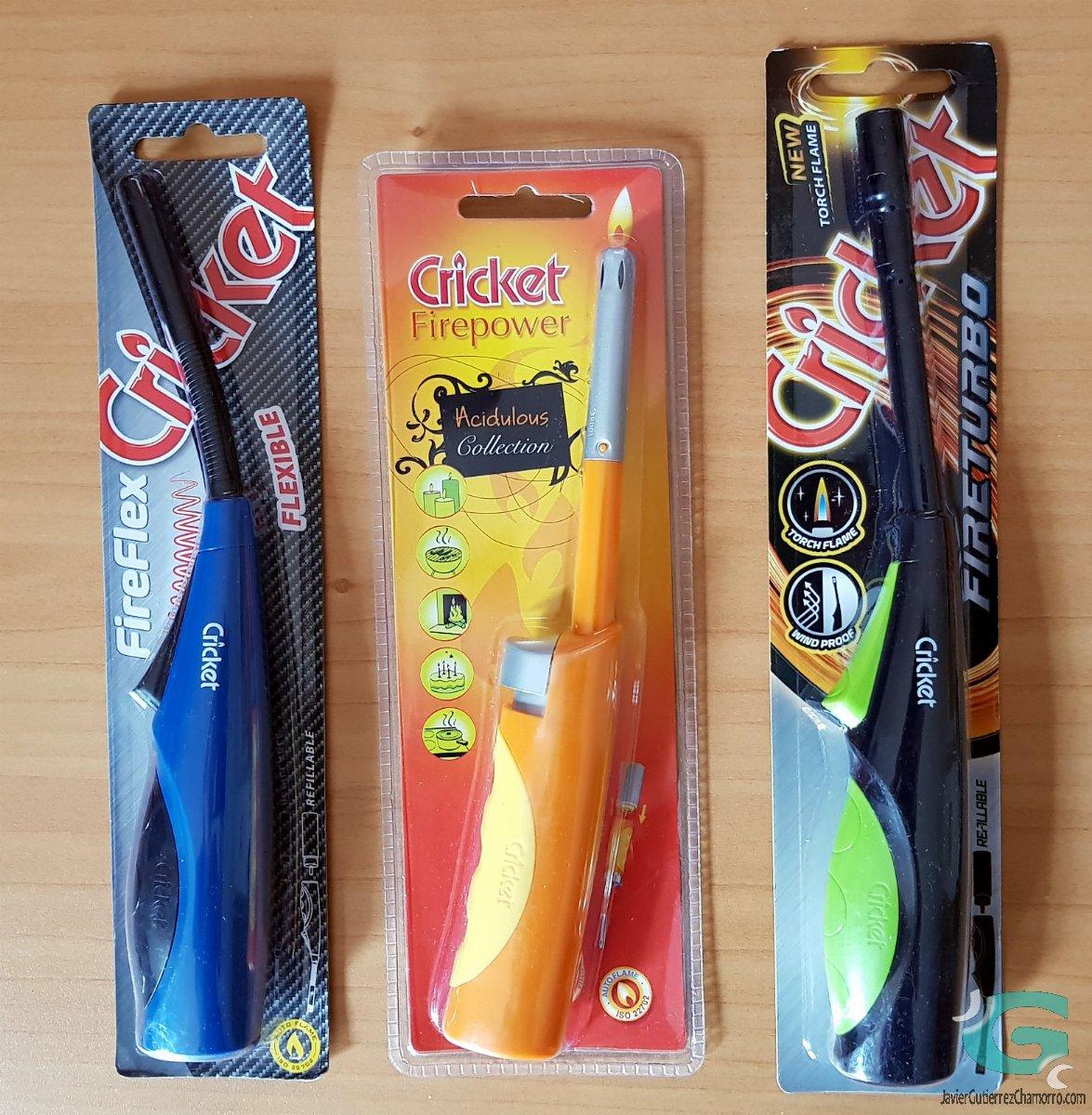 Cricket y Tres Estrellas