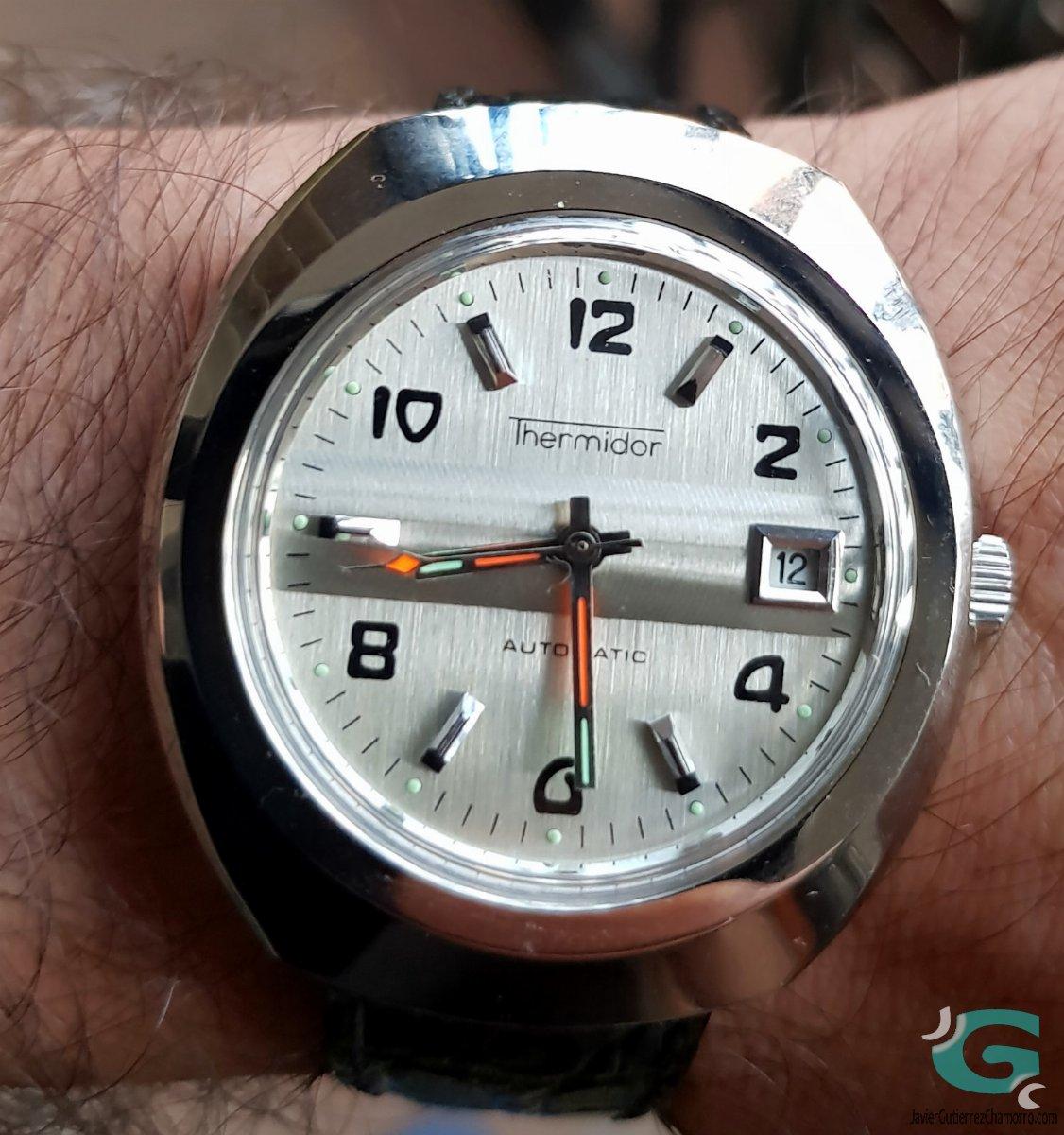 1aa3fe9356b5 Thermidor Vintage