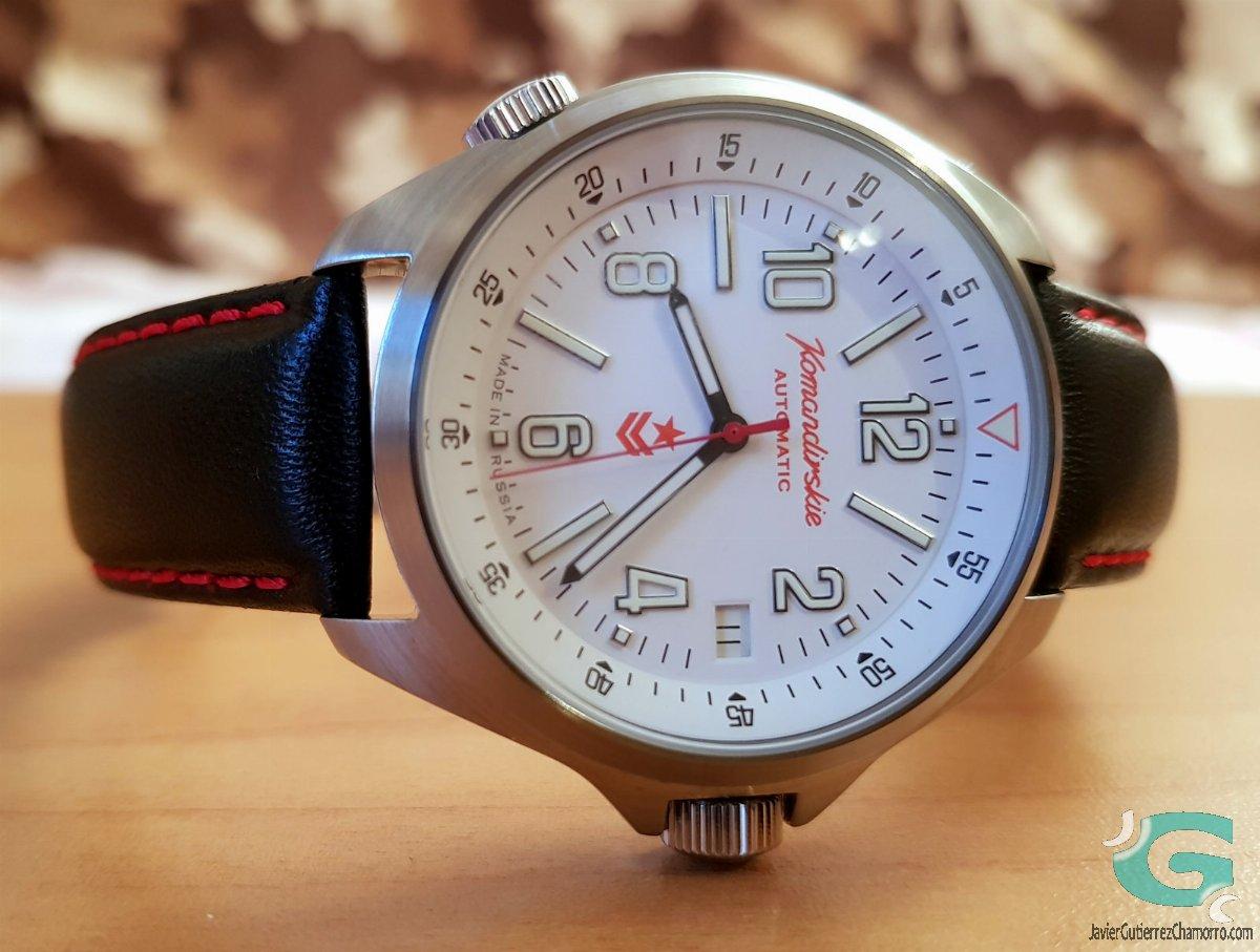 Vostok Komandirskie K-34 470611