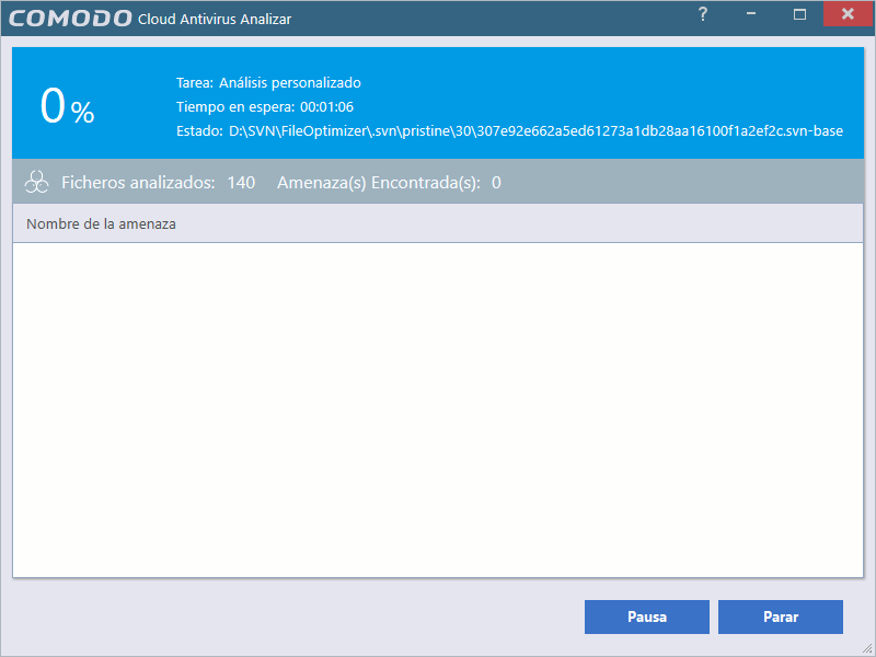 Comodo FREE Antivirus y Cloud Antivirus