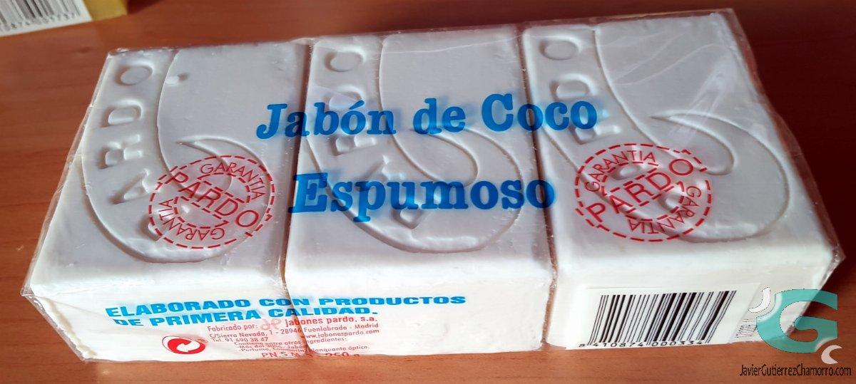 Jabones Pardo