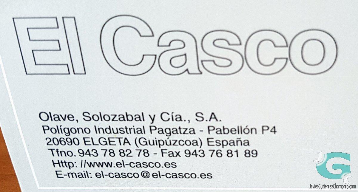 Grapadora El Casco M-30