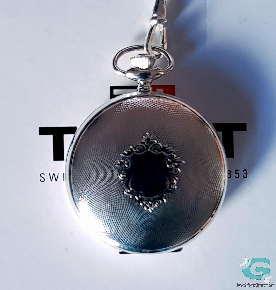 Tissot Savonnette Mechanical