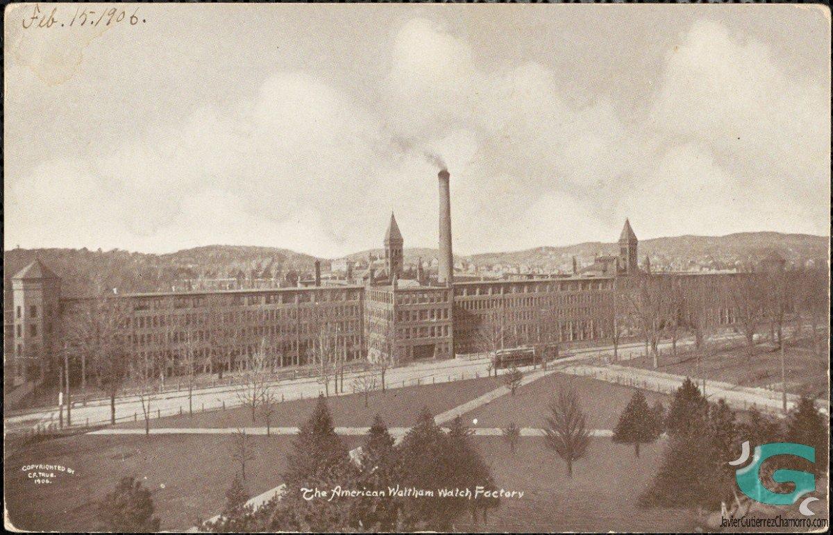 Waltham modelo 1899