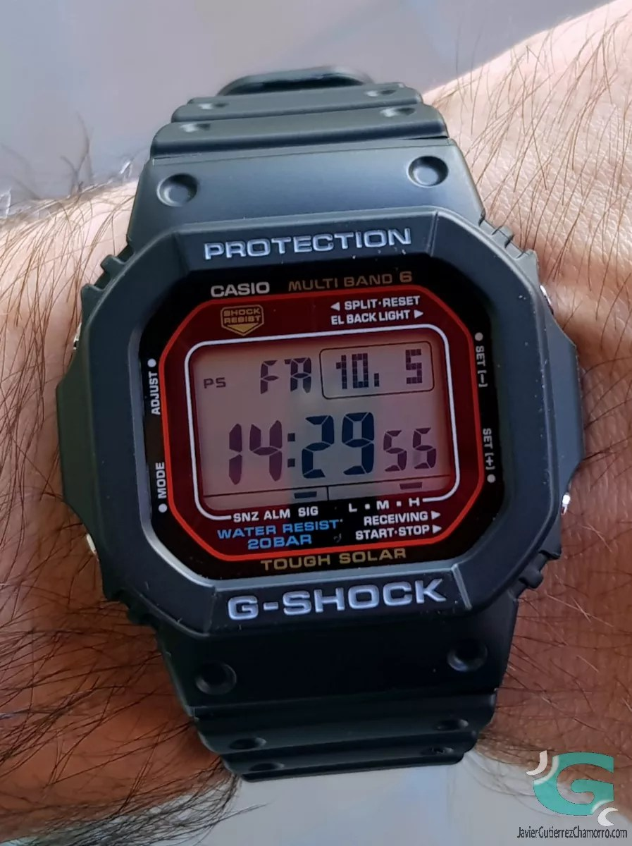 Reloj Segunda De Un Gw VezBitácora M5610Comprar Casio Por OwkuPiXZT