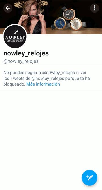 El caso de las redes sociales de Nowley