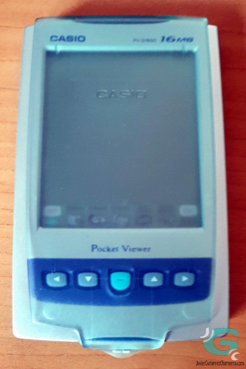 Casio PV-S1600 Pocket Viewer