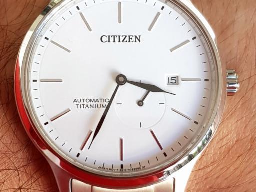 Citizen NJ0090-81A Super Titanium