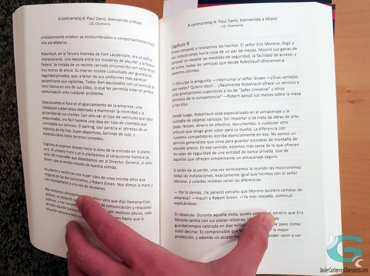 Sale más a cuenta escribir un libro que escribir software
