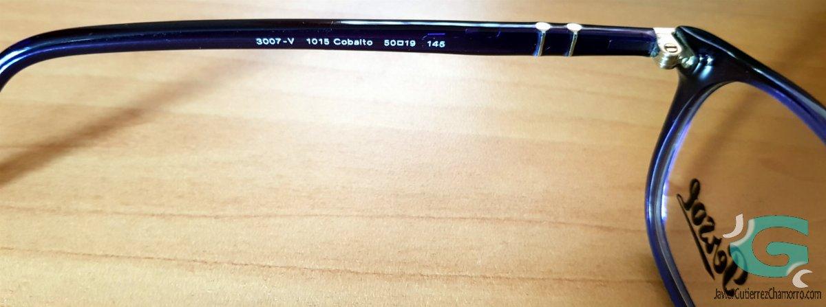 Persol PO3007V 1015 (Modelo 3007V)