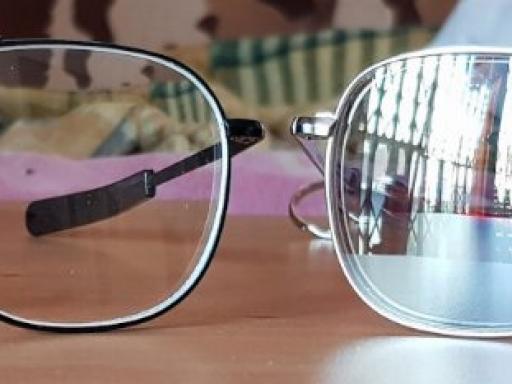 Gafas de piloto para graduar