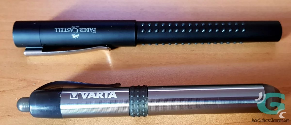 Varta Pen Light