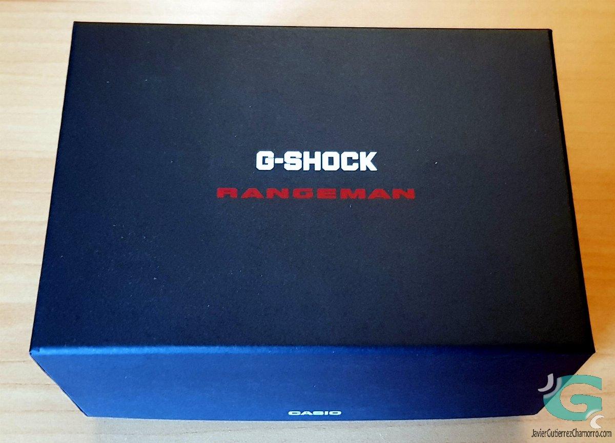 Casio GPR-B1000. El nuevo Rangeman