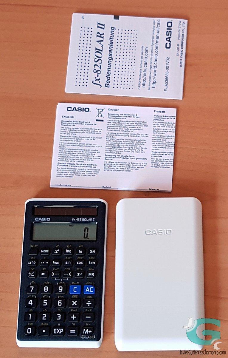 Casio fx-82 Solar II