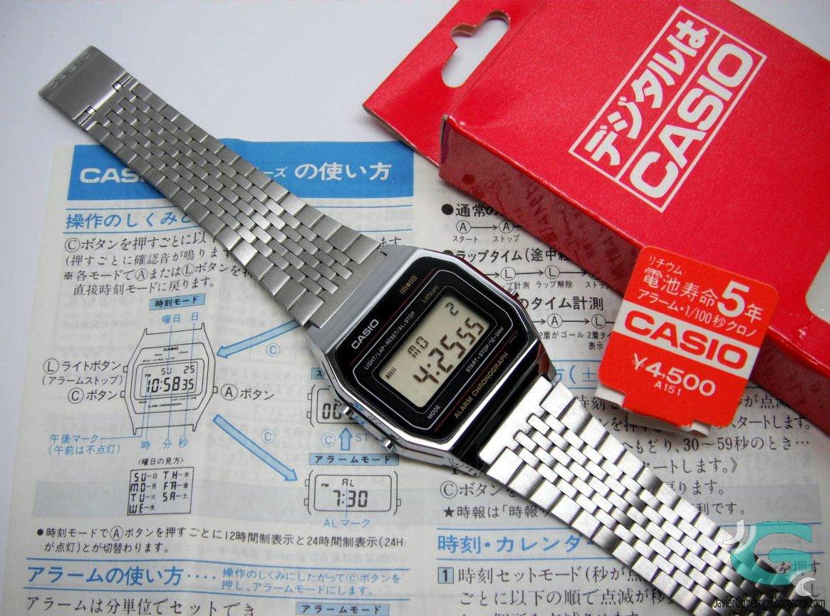 Casio A1000D (Prueba exclusiva)