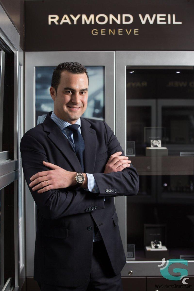 Entrevista a Jose Maria Ramos Amatriain, director de ventas en 38 países y miembro de la familia RAYMOND WEIL