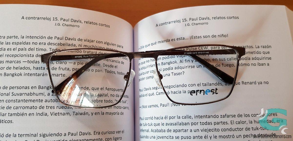Gafas Ernest Sábato MST-9206