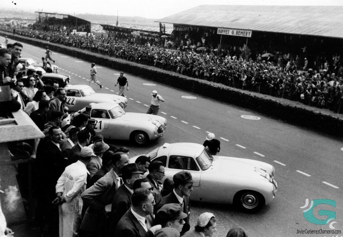 Vintro Le Mans 1952