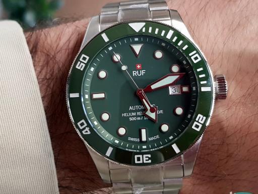RUF500 Diver Automatic