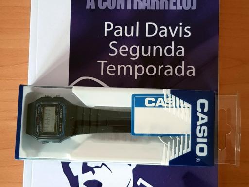 Simulador de Casio F-91W en Javascript (2.00)