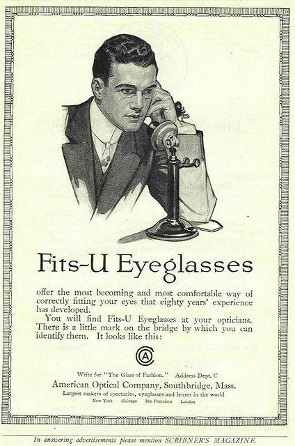 Anuncio en revista - 1913