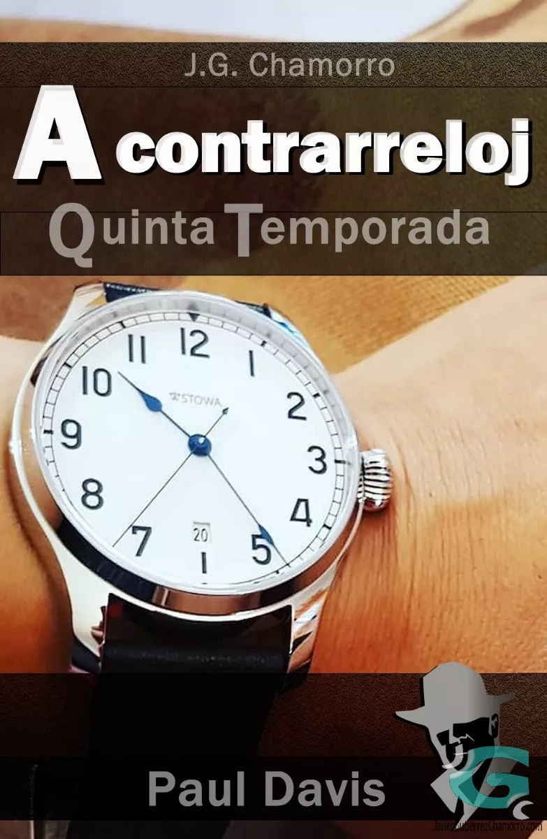 A contrarreloj. Paul Davis, quinta temporada en Amazon