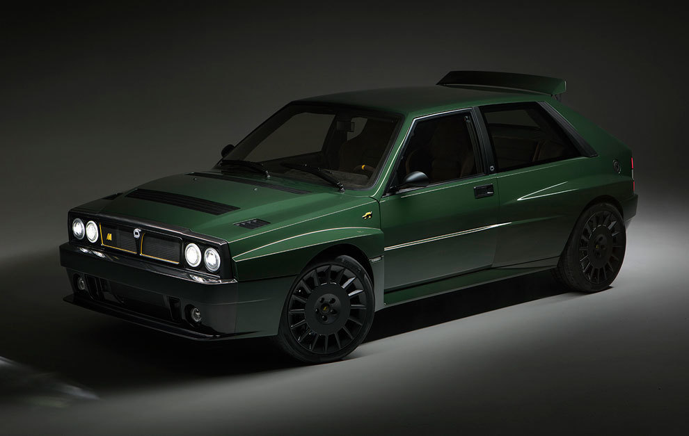 Gorilla Fastback GT Spectre