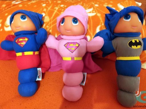 Gusy Luz Supergirl: No es bueno que el Gusy Luz este solo