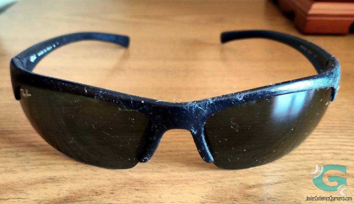 ¿Cómo envejecen unas gafas de sol Ray-Ban RB-4039?
