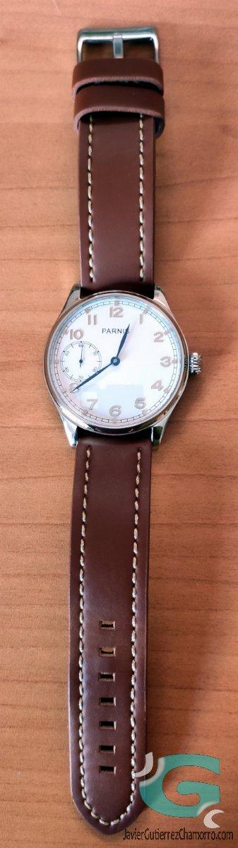Aumenta la prestancia de tu reloj