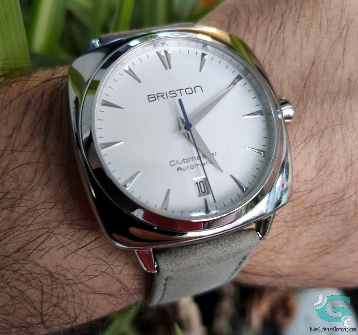 Tipos de agujas en un reloj