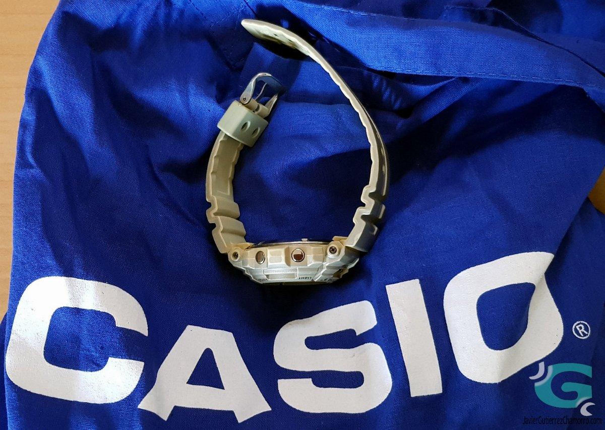 Casio G-Shock G-2000