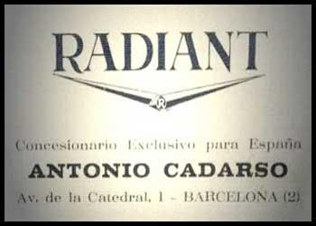 Radiant Dax (y la historia de Radiant)