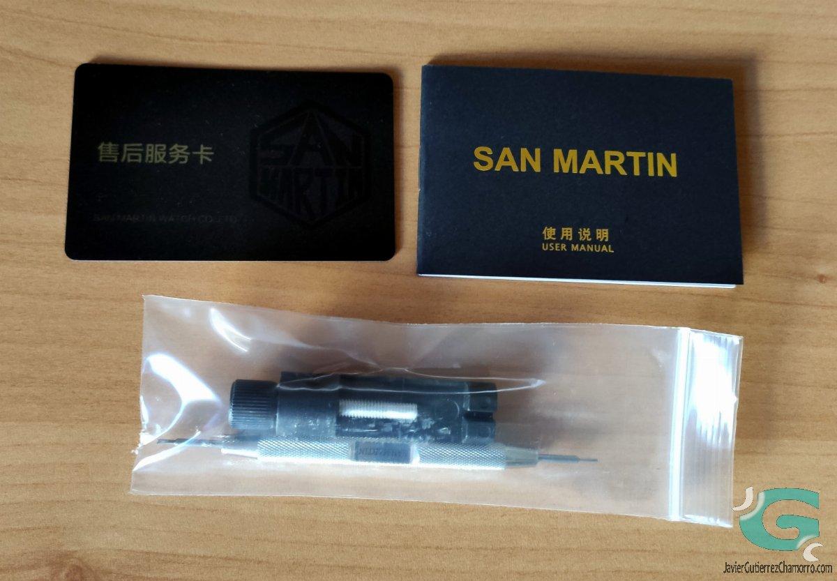 San Martin SN038-G