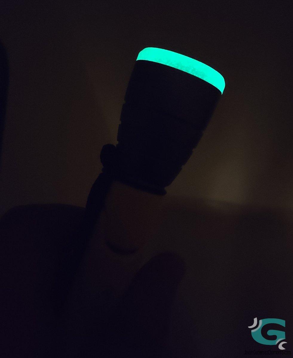 Linternas Varta (Indestructible LED Keychain, LED Outdoor Sports F20 y Premium LED Light F20)