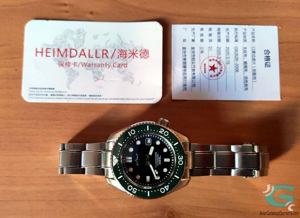 Heimdallr Kermit SBDX001