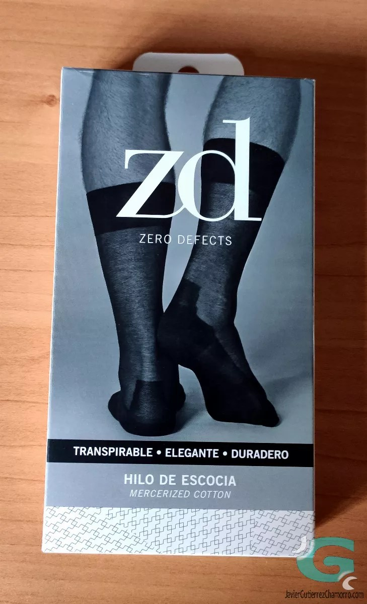 ZD Zero Defects. Ropa interior artesanal y Made in Spain