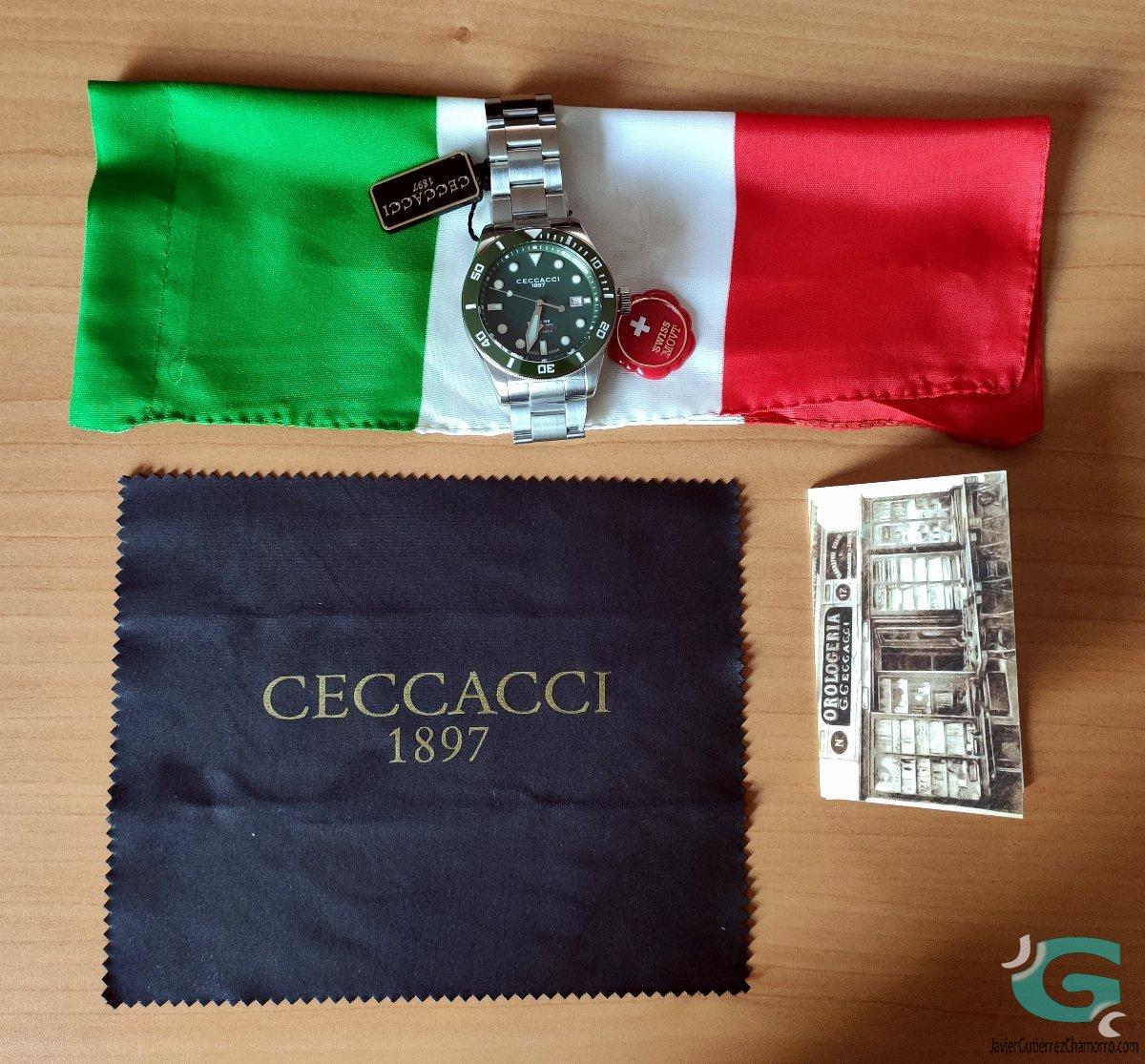 Ceccacci 1897 Marine 500