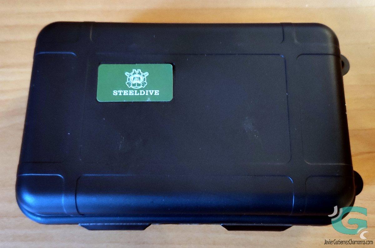"Steeldive SD1996 ""SKX007"""