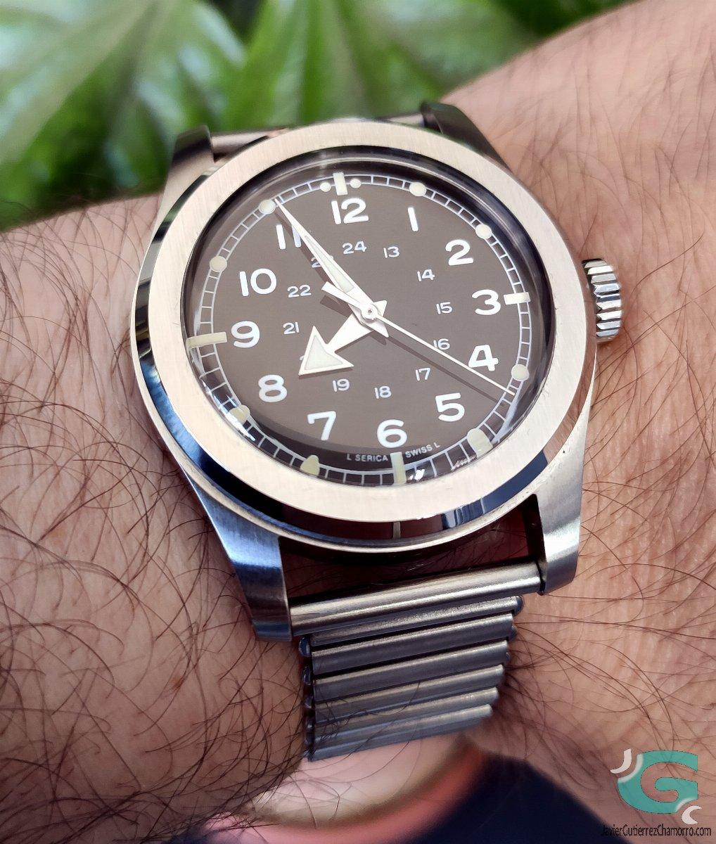 ¿Hay una tendencia al down-sizing en la relojería?