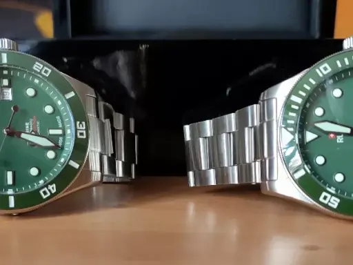 Comparativa: La importancia de los detalles en la relojería