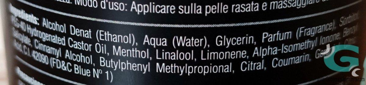 Epsilon Blue Mediterranean: Nuevo gel transparente y after shave renovado