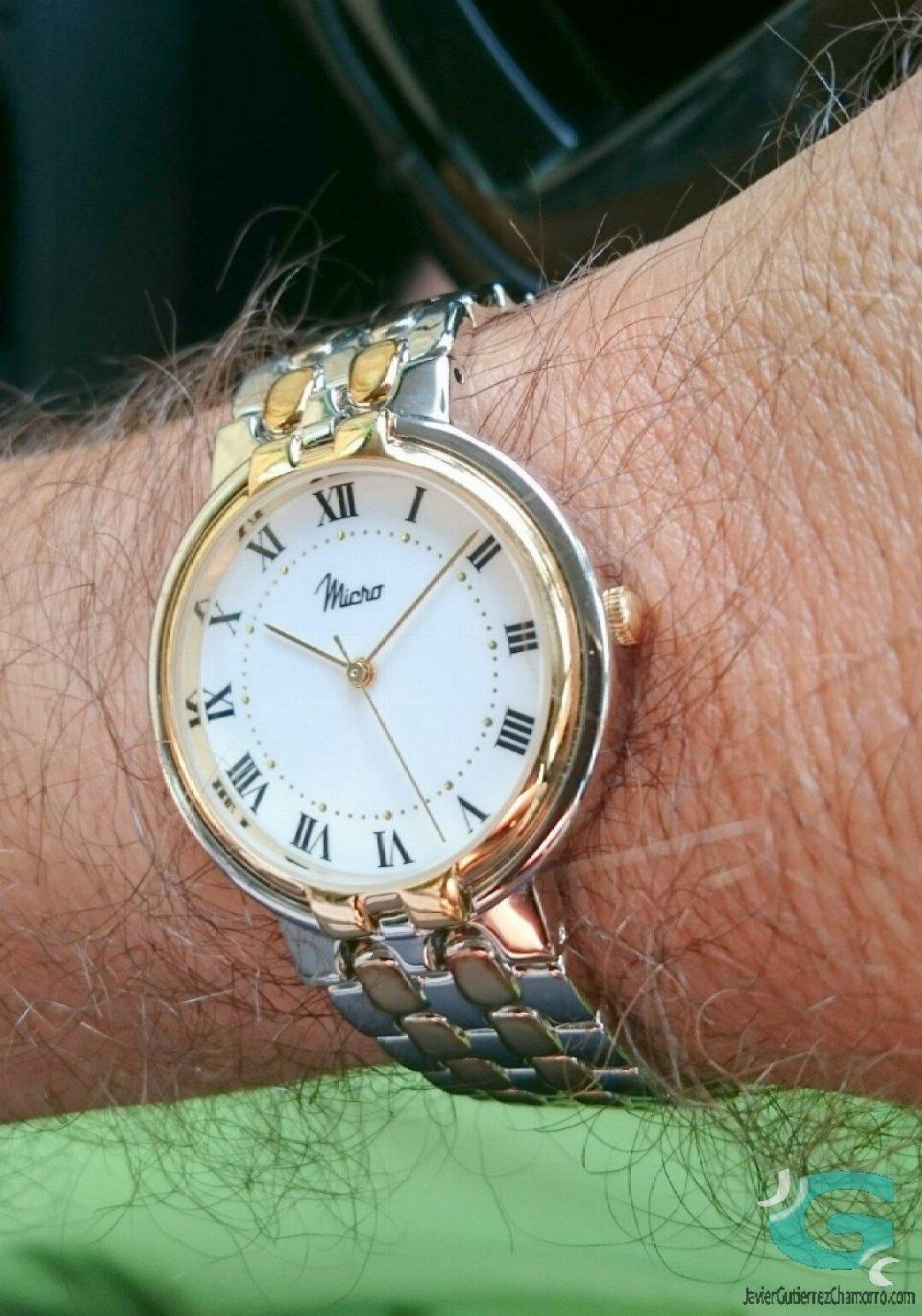 Galería de relojes de los lectores (12). Primer Aniversario