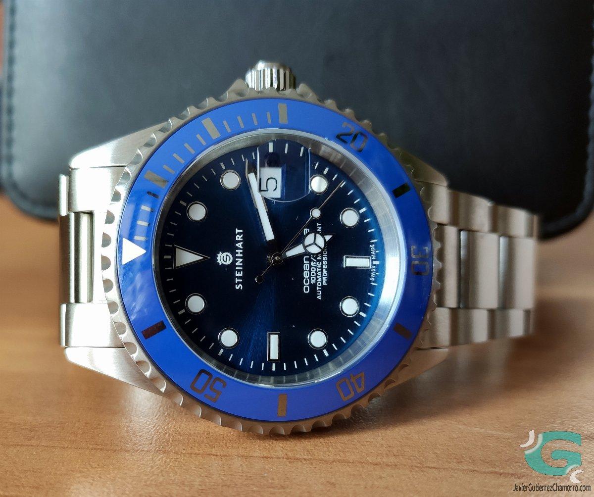 Steinhart Ocean One Premium Blue Ceramic