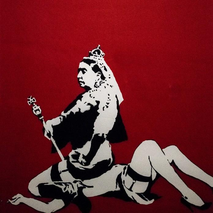 2019 Madrid (Exposición del Banksy en Matadero Madrid)