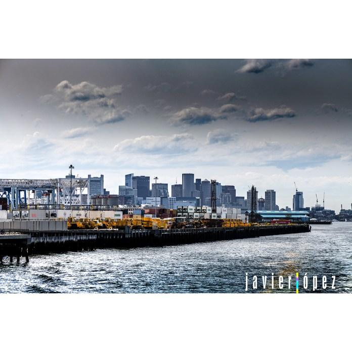 2019 Boston Harbor . Boston . Massachusetts