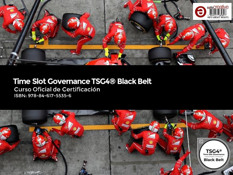 Curso Oficial de Certificación Time Slot Governance TSG4® Black Belt