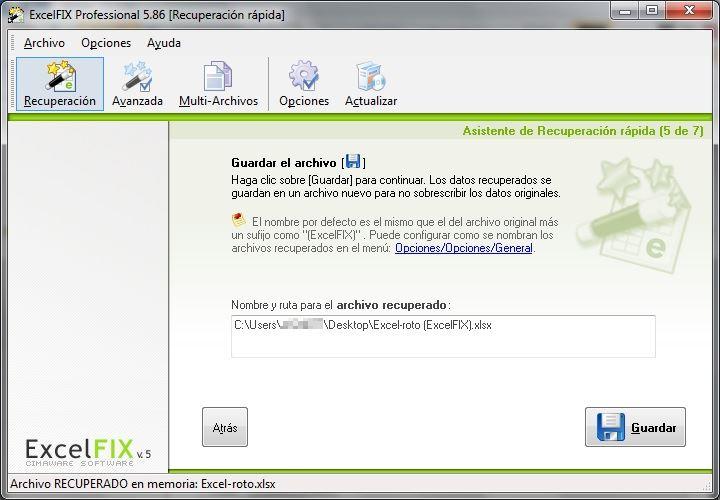 ExcelFix Prueba 1 - 08